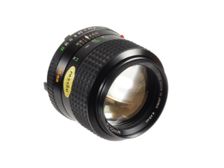 Minolta MD Rokkor 2,0/85mm