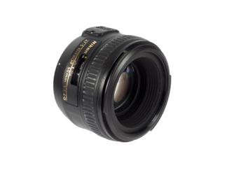 Nikon AF-S 1,4/50mm