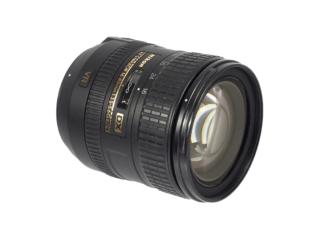 Nikon AF-S 3,5-5,6/16-85mm VR