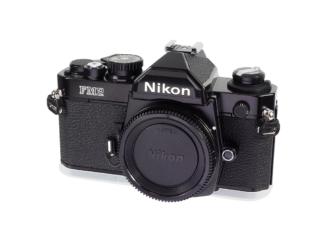 Nikon FM2 n Gehäuse