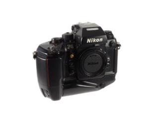 Nikon F4s Gehäuse