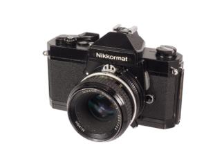 Nikon Nikkormat FT3 + 2,0/50mm
