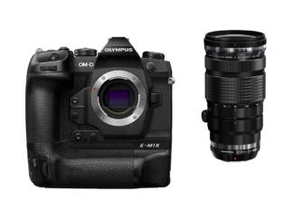 Olympus OM-D E-M1X schwarz + 2,8/40-150mm