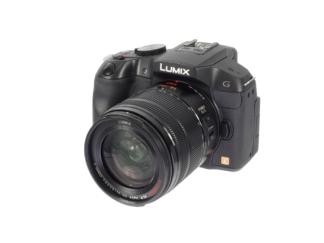 Panasonic G6 + G Vario 14-140mm OIS