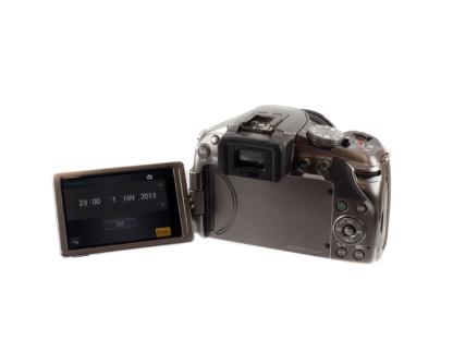 Panasonic Lumix G6 mit 14-42mm