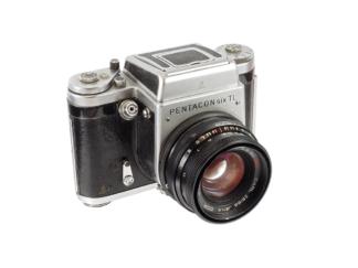 Pentacon Six TL + 2,8/80mm MC