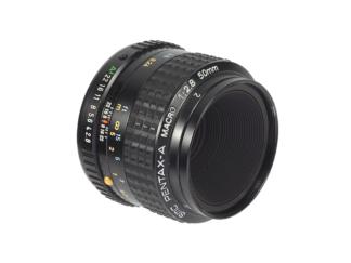 Pentax-A 2,8/50mm Macro
