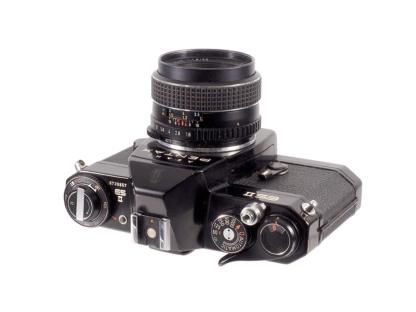 Pentax ES II + 1,8/55mm