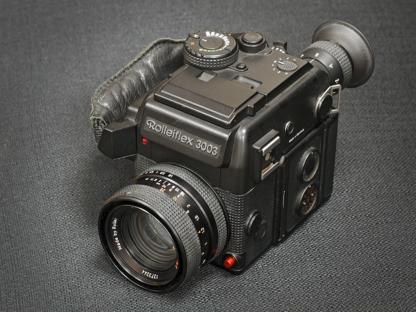 Rolleiflex 3003 inkl. Wechselmagazinen