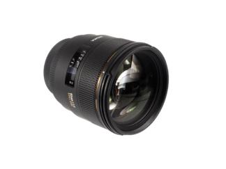 Sigma EX 1,4/85mm für Sony A-Mount