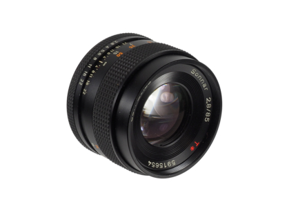 """Zeiss Sonnar 2,8/85mm """"Germany"""" CX"""