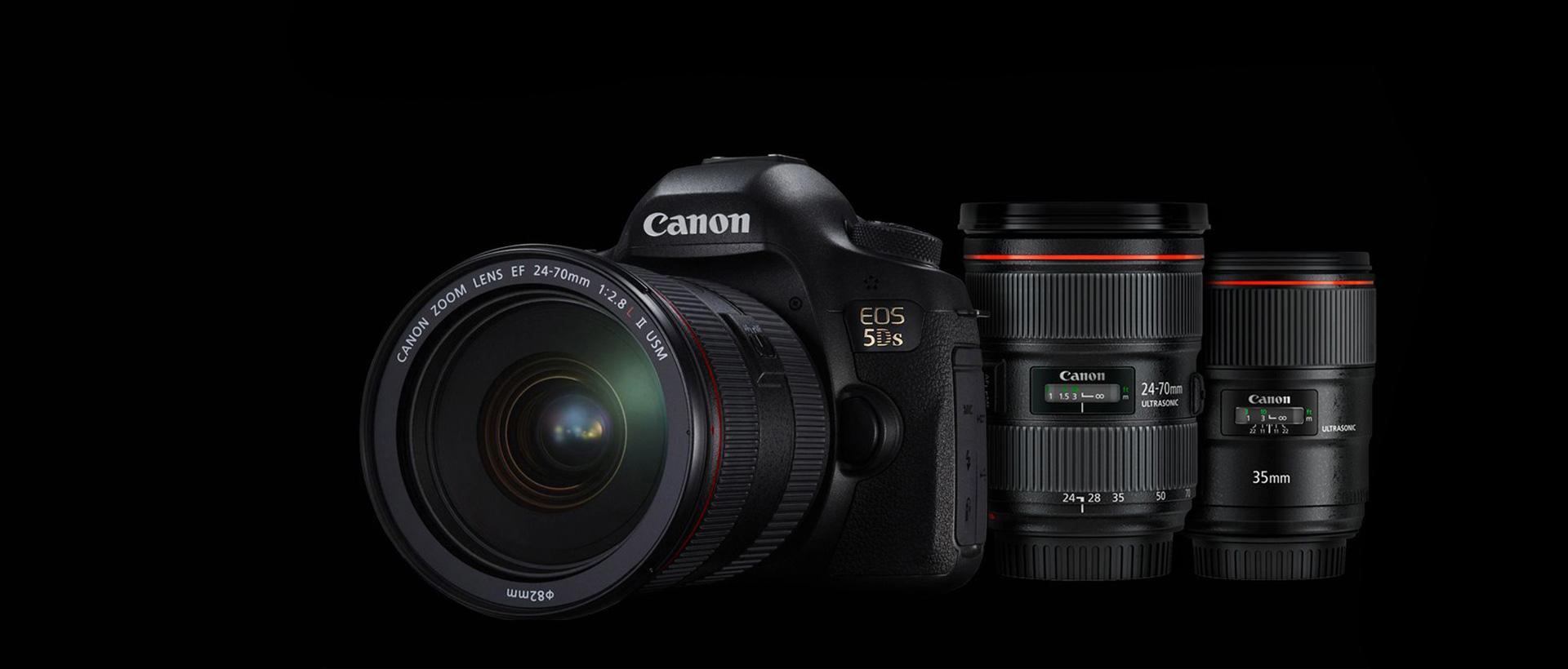 Canon Spiegelreflex System