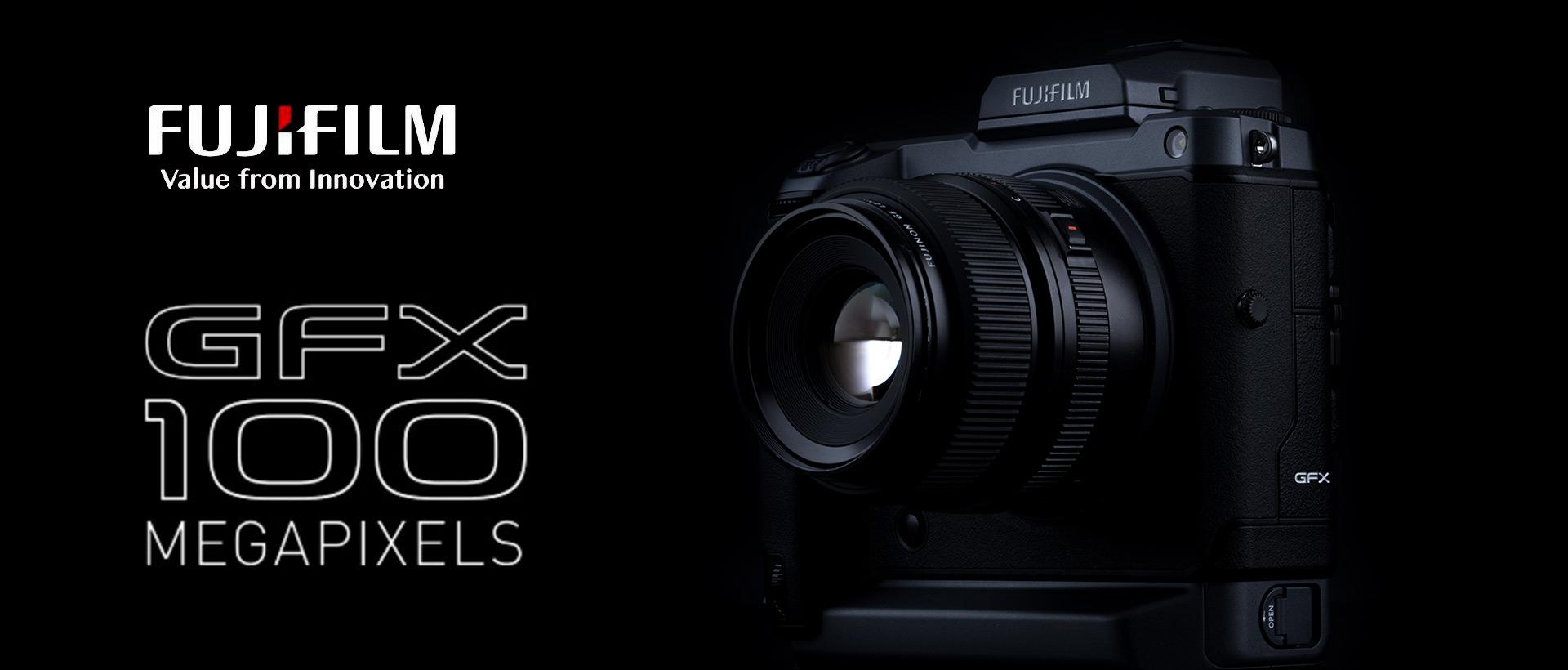 Fujifilm GFX100 Megapixel