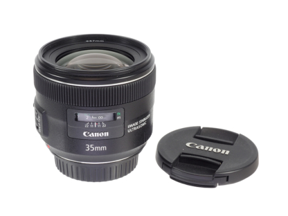 Canon EF 2,0/35mm IS USM