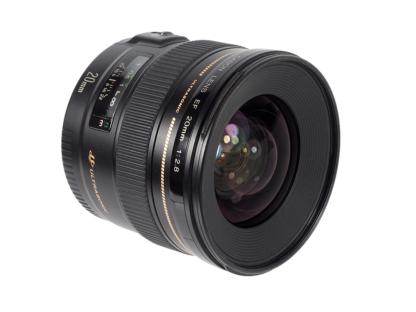 Canon EF 2,8/20mm USM