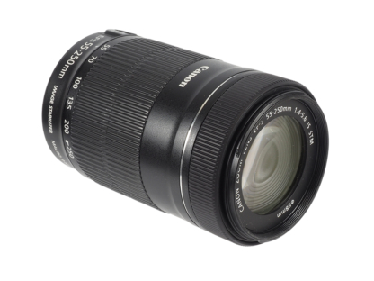 Canon EF-S 4-5,6/55-250mm IS STM