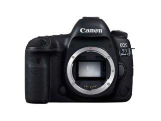 Canon EOS 5D Mark IV Gehäuse - 'Trade-In'