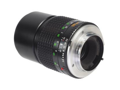 Minolta MC Tele Rokkor 2,8/135mm
