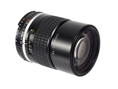 Nikkor Serie E 2,8/135mm