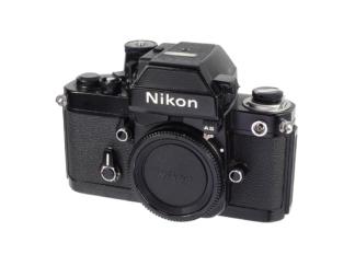 Nikon F2 AS Gehäuse