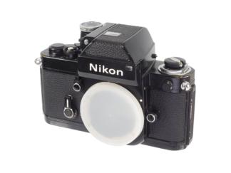 Nikon F2 photomic Gehäuse