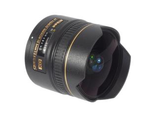 Nikon Fisheye 2,8/10,5mm DX