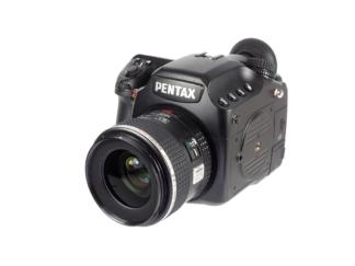 Pentax 645D + DFA 2,8/55mm