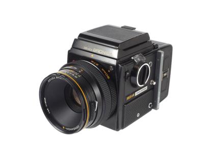 Zenza Bronica SQ-A + 2,8/80mm
