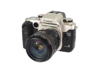 Canon EOS 50E + EF 28-105mm
