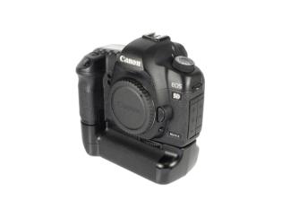 Canon EOS 5D MK II mit Batteriegriff