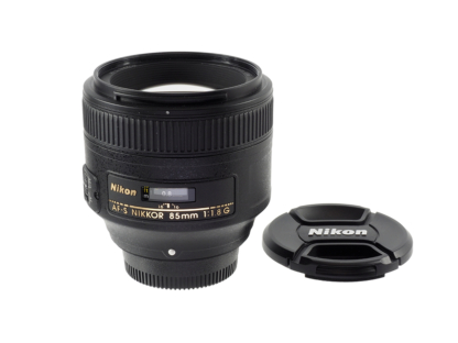 Nikon AF-S 1,8/85mm