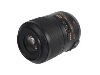 Nikon AF-S 3,5/85mm Macro DX