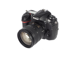 Nikon D300 + AF-S 18-70mm