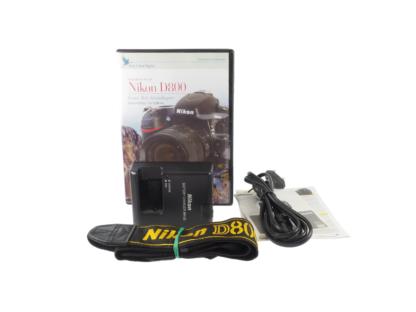 Nikon D800 Gehäuse