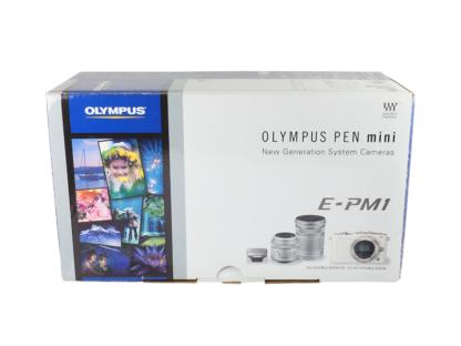 Olympus Pen Mini E-PM1 + 14-42mm