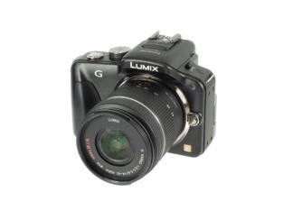 Panasonic Lumix G3 + 14-42mm