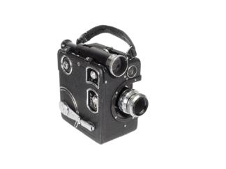 Siemens 16mm Filmkamera