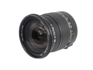 Sigma DC 2,8/17-50mm Nikon AF-S