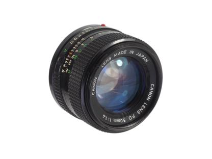 Canon FD 1,4/50mm