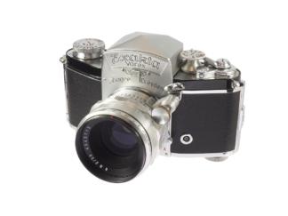 Exakta Varex VX Jena BM 2,0/58mm
