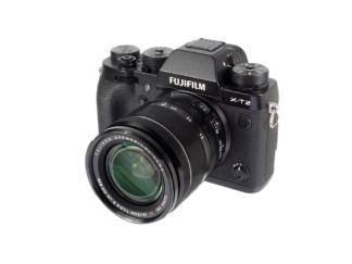Fuji XT-2 + 2,8-4,0/ 18-55mm