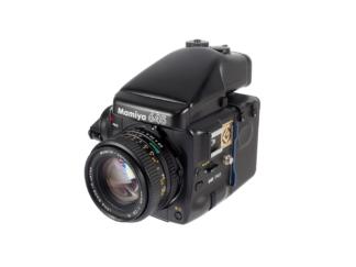 Mamiya 645 Pro + Sekor 2,8/80mm