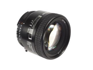 Nikon AF 1,8/85mm
