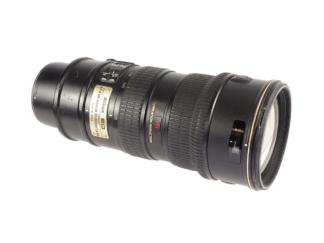 Nikon AF-S 2,8/70-200mm VR