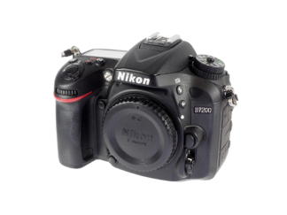 Nikon D7200 Gehäuse