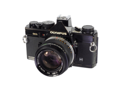 Olympus OM-2n + 1,4/50mm