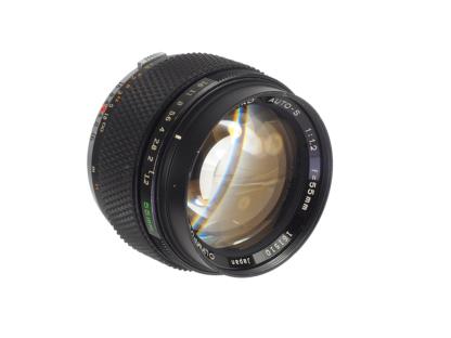 Olympus Zuiko 1,2/55mm