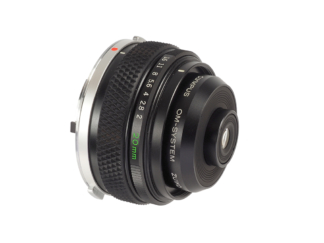 Olympus Zuiko 2,0/20mm Macro Lupenobjektiv
