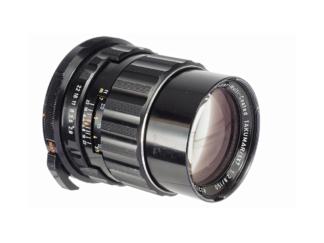 Pentax 6x7 takumar 2,8/105mm