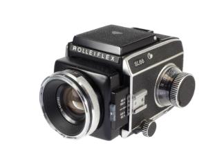 Rolleiflex SL66 + Planar 2,8/80mm